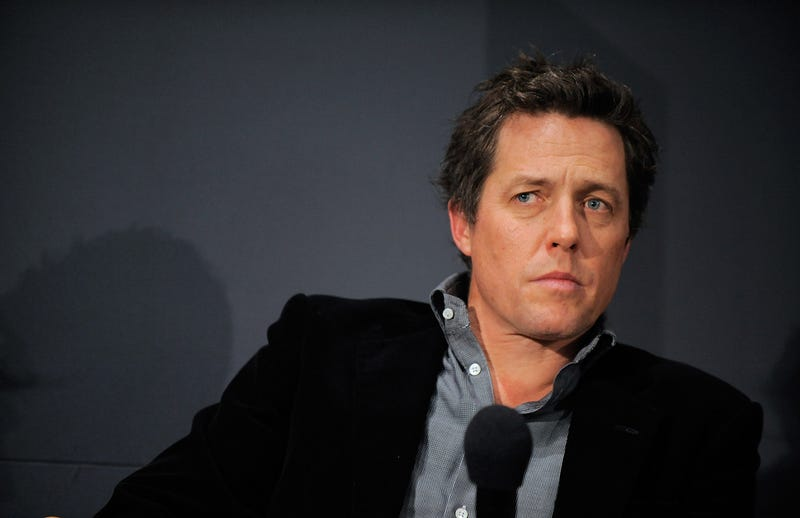 Hugh Grant Bugs His Phone-Tapper in the Acting Role of His Life