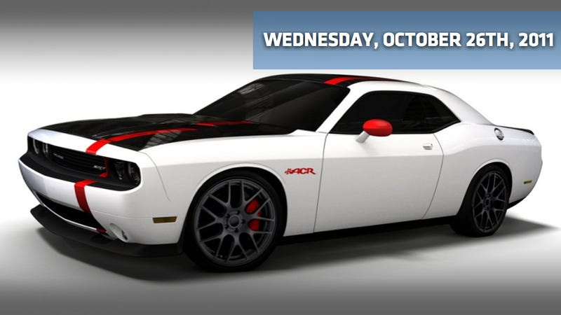 2013 Ford Mustang Cobra Jet, Subieyota gets more power than Toyobaru, and Will Power's back