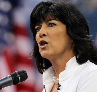 What To Do About Christiane Amanpour's Low Ratings