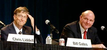 Apple vs Microsoft Wars Pit Shareholders Against Steve Ballmer