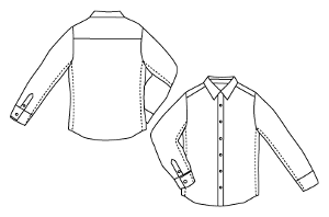 Fix Size Issues in an Otherwise Perfect-Fitting Button-Down Shirt