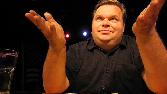 Mike Daisey Finally Gives the Apology He Should Have Given Days Ago