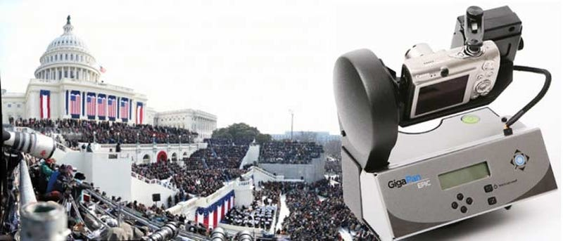 GigaPan Epic Captures Photographs by the Gigapixel