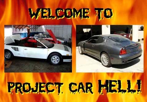 PCH, Italian Stallion Edition: Ferrari Mondial or Maserati Coupe?