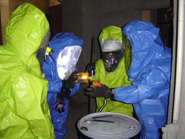 Utah Bioweapon Defense Facility Locked Down Over 'Serious Concern' (Updated)