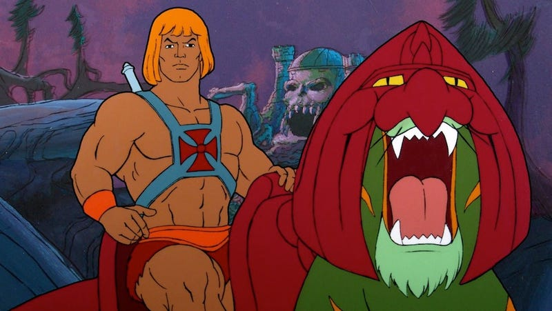 Why There Should Never, Ever Be a He-Man Movie