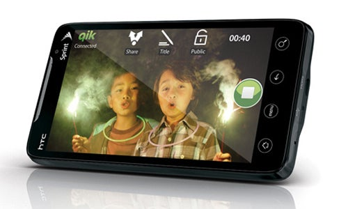 Sprint Evo 4G Will Have Two-Way Video Chat, Goes On Sale June 4th For $200