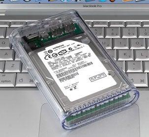 OWC's Triple-Interface Mercury-on-the-Go 500GB HDD