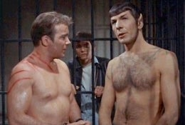 Spock Is Sexy? Illogical!