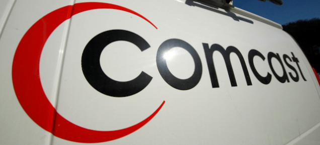 Comcast Reckons All Its Users Will Be Data Capped in 5 Years Time