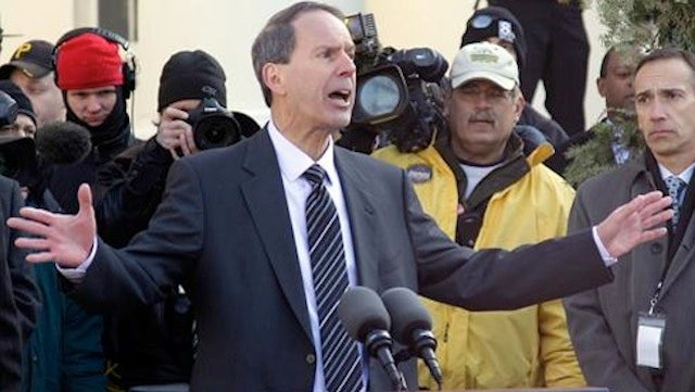Jerry Sandusky's Lawyer Sustains Another Setback, Promises To Throw Even More Shit Against The Wall