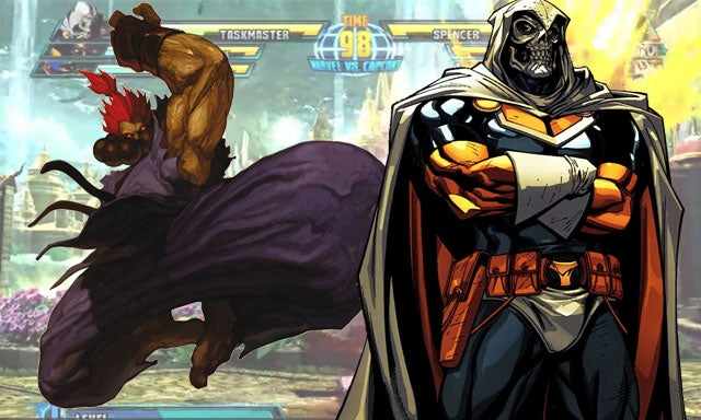 The Two Latest Marvel VS. Capcom Characters Take You To Task