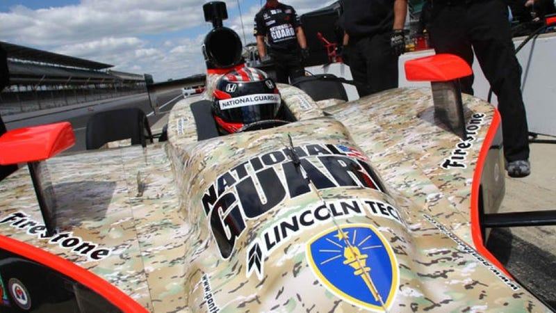 The Military Should Definitely Spend Taxpayer Money To Sponsor Motorsports
