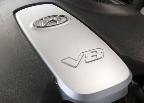 "2011 Hyundai Genesis: ""Tau"" V8 Gets A 10 HP Bump"