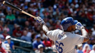 Is Yasiel Puig Suddenly Expendable? Nah.