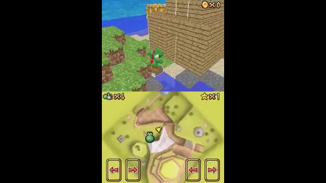 Modder Makes Minecraft Level, Puts it in Super Mario 64 DS