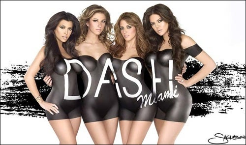 Kardashian Sisters Klearly Attacked By Airbrushing Monster