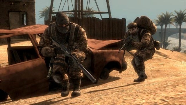 Fox Is Turning Battlefield: Bad Company Into A TV Series