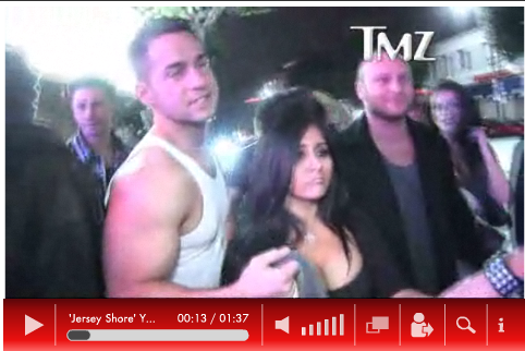 """A Play-By-Play of the Jersey Shore Kids' Night in Hollywood: """"Fu*k UNICO!"""""""