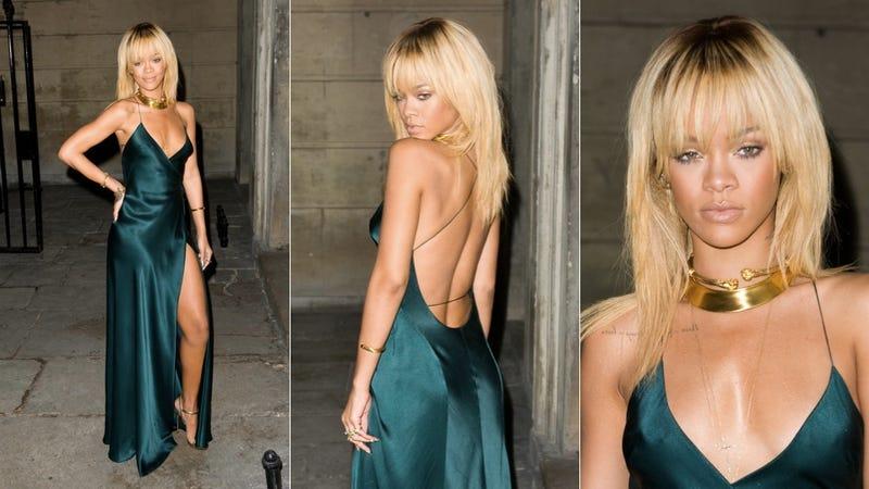 Rihanna's Back