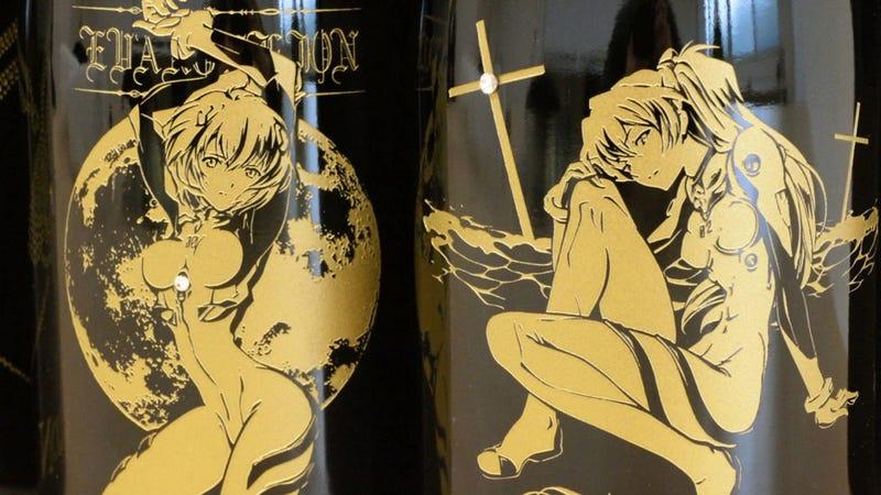 Crazy Expensive Evangelion Booze