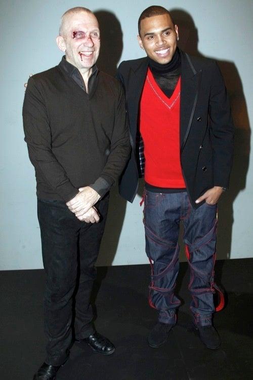 Chris Brown's Latest Victim
