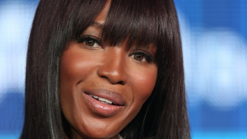 Naomi Campbell Reminds You to Never Be a Flimsy Disposable Food Vessel