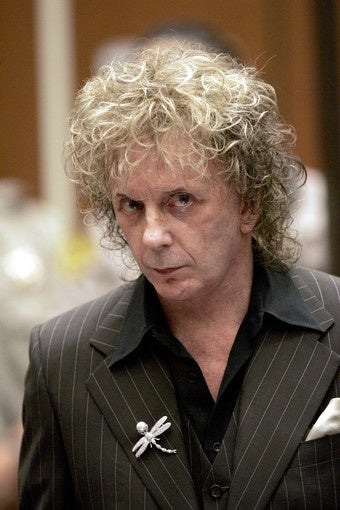 Musical Murderer Phil Spector Produced a CD in Prison