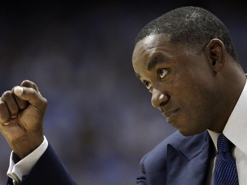 How Would Isiah Thomas Solve The Lockout? He's Glad You Asked