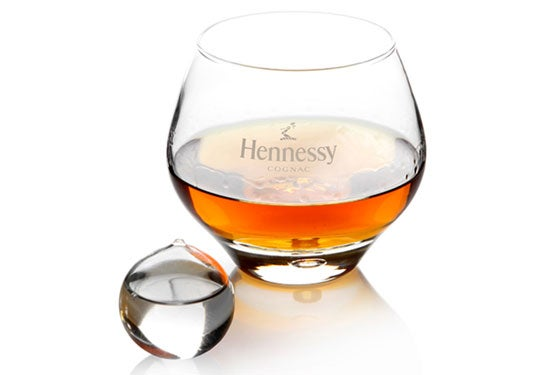 Eternal Ice Drop Makes for a Perfect Cognac