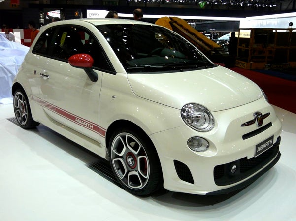 "Fiat 500 Abarth Revealed: Still Small, Now With Added ""Wicked"""