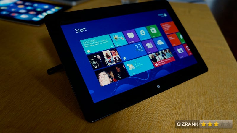 Asus Vivo Tab RT Review: A Windows 8 Tablet Is Here, But What Do We Do With It?