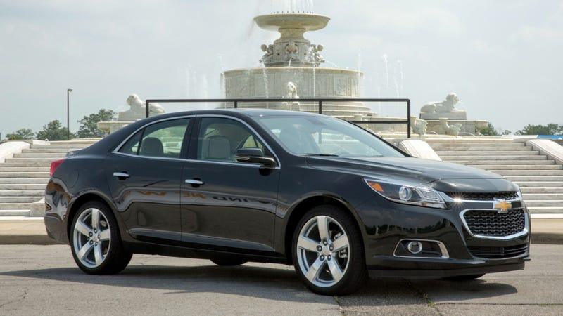 Chevrolet Malibu Hybrid: Pay More For The Same MPG As The Base Model