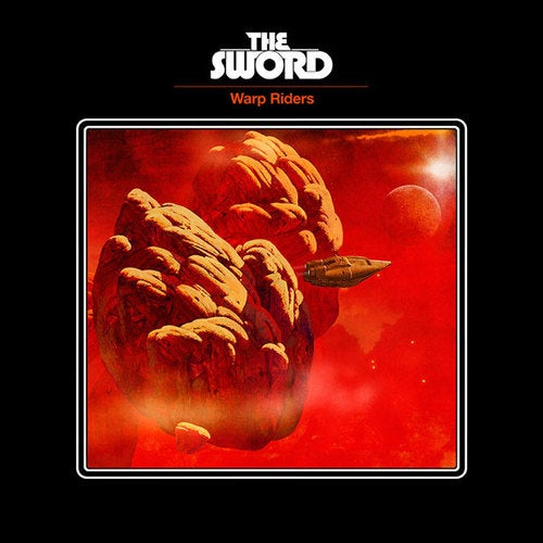Psychedelic heavy metal scifi, courtesy of The Sword