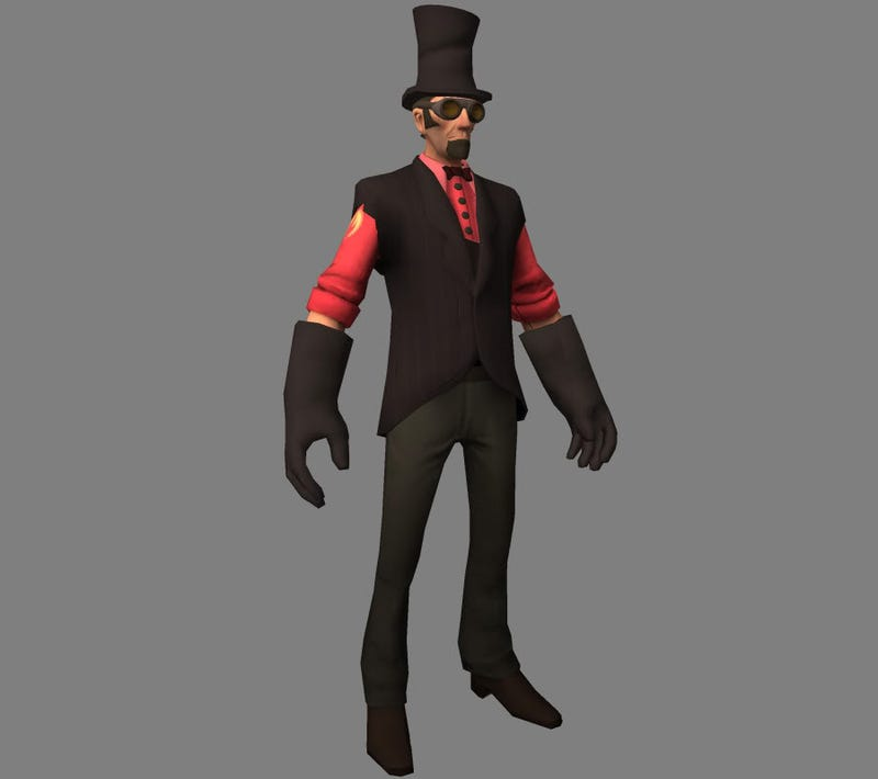 Team Fortress 2 Goes 19th Century