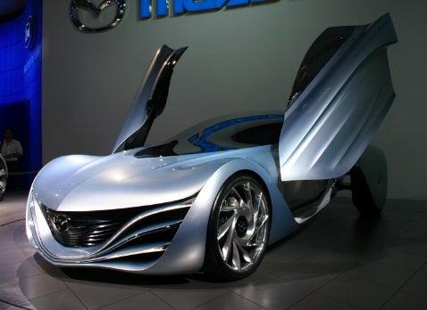 Tokyo Motor Show: Mazda Taiki Concept