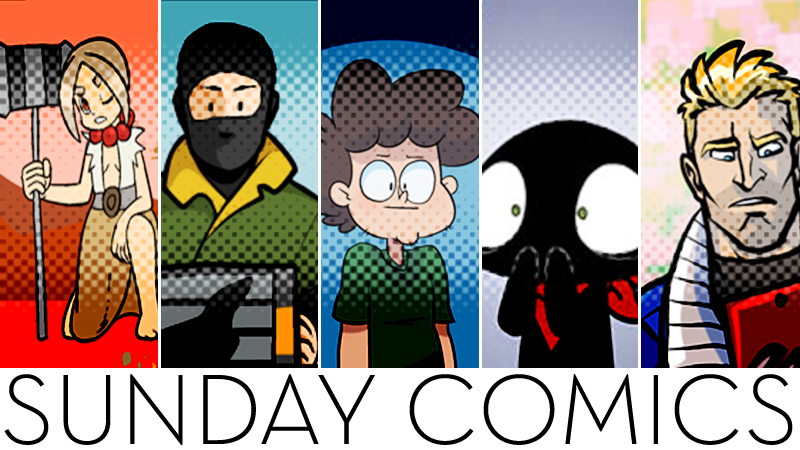 Sunday Comics: Environmentalists