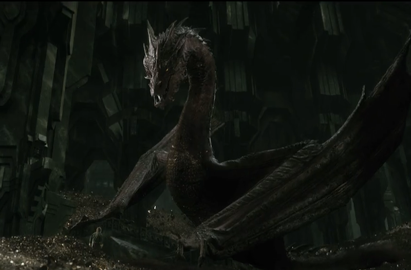 The Greatest Dragon In All Of Fantasy?