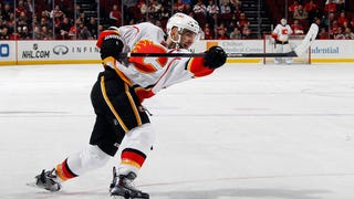 The Flames announced that Mark Giordano, who was the frontrunner for the Norris, has a torn bicep tendon and needs season-ending surgery. Calgary currently sits just barely in the West's playoff picture.