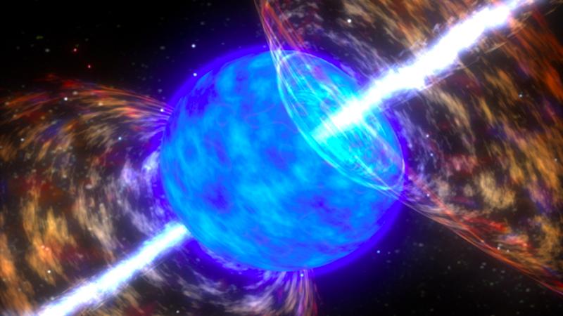 Scientists Have Detected Massive, Unexplained Deep Space Explosions