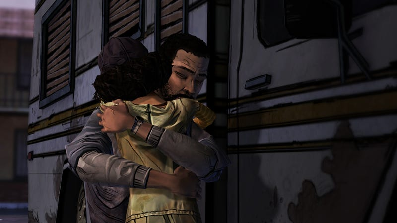 Clementine Holding a Gun Spells More Trouble for The Walking Dead