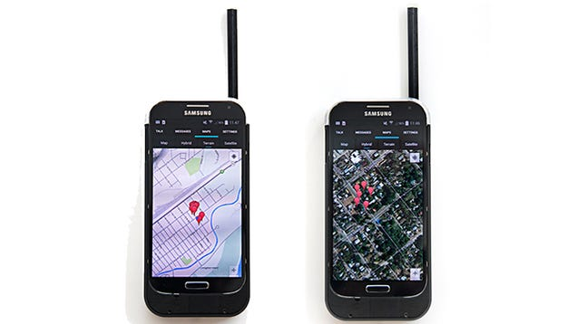 Beartooth Radio Turns Your Smartphone Into a Walkie-Talkie