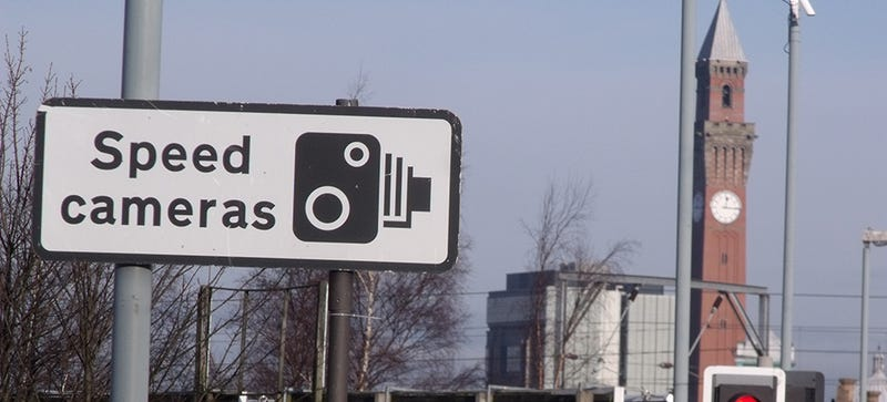 You Can Now Get A $17,000 Speeding Ticket In Britain