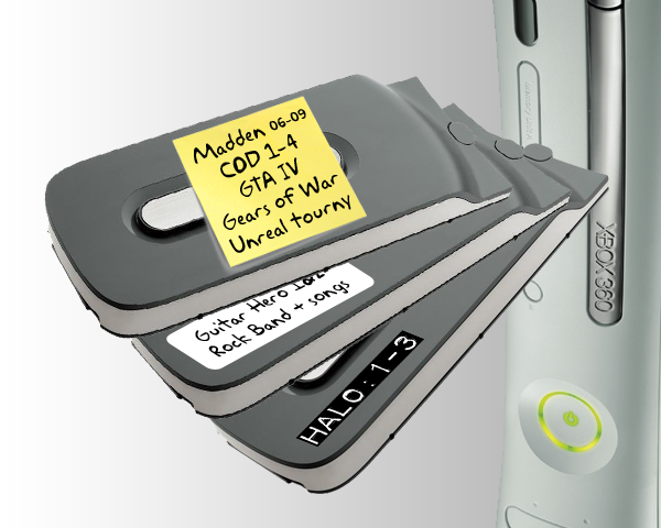 Xbox 360 to Play Full Games Directly Off the Hard Drive