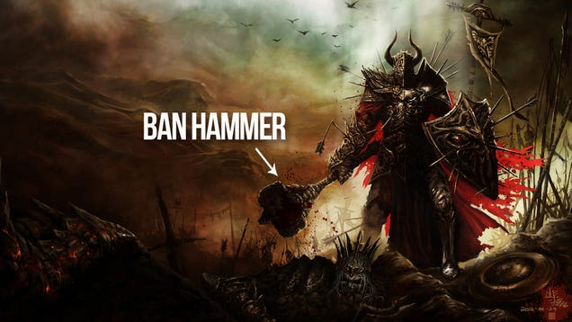Blizzard To Start Meting Out Sweet Ban-Justice to Diablo III Cheaters