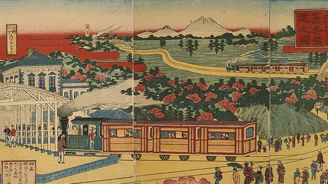 A brief history of Japan's vintage railways