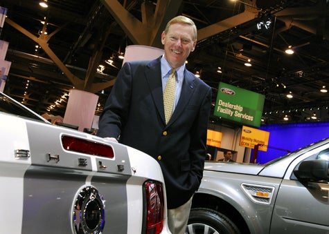 Jalopnik Poll: What Will Alan Mulally Sell?