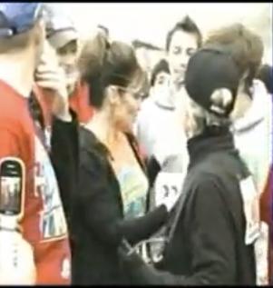 Sarah Palin Quits Race