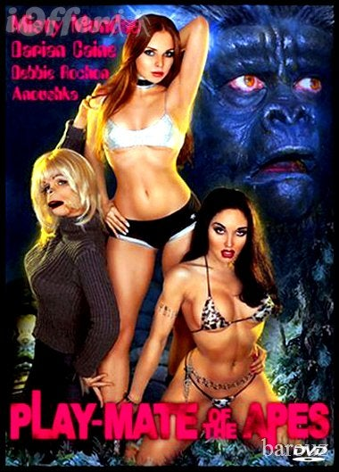 Yes, they really made a Planet of the Apes porn movie. [NSFW]