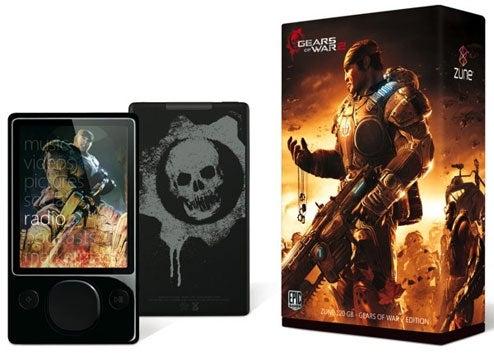 Gears Of War 2: The Zune